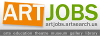 Job Posting on ART JOBS