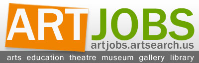 ART JOBS: Arts, culture, education, theatre, museum and gallery jobs