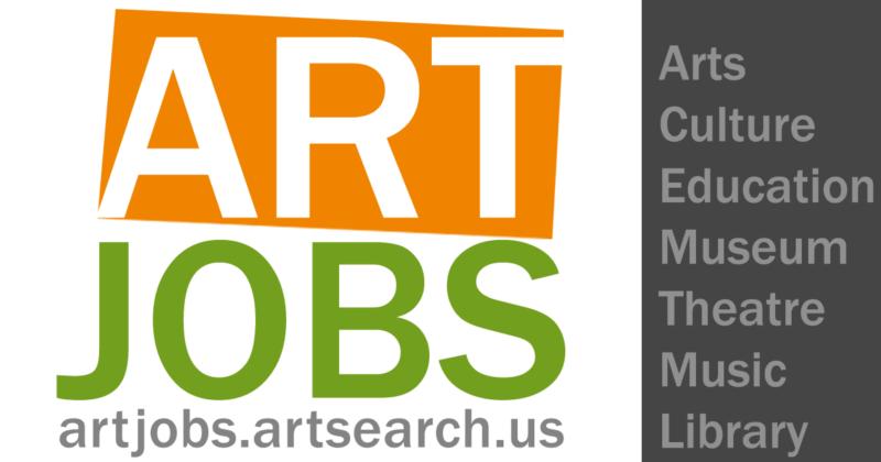 ART JOBS @ ARTSEARCH us