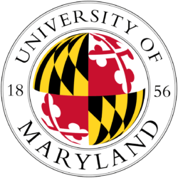 University of Maryland - job posting