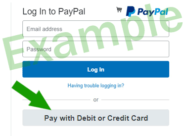 Job Posting Payment - example