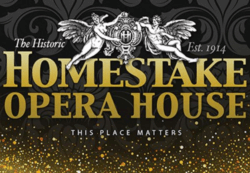 Homestake Opera House - jobs