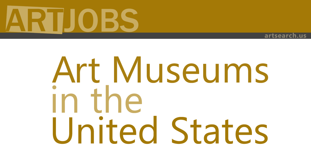 Art Museums in the United States