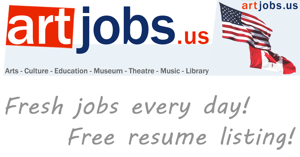 ART JOBS in the United States