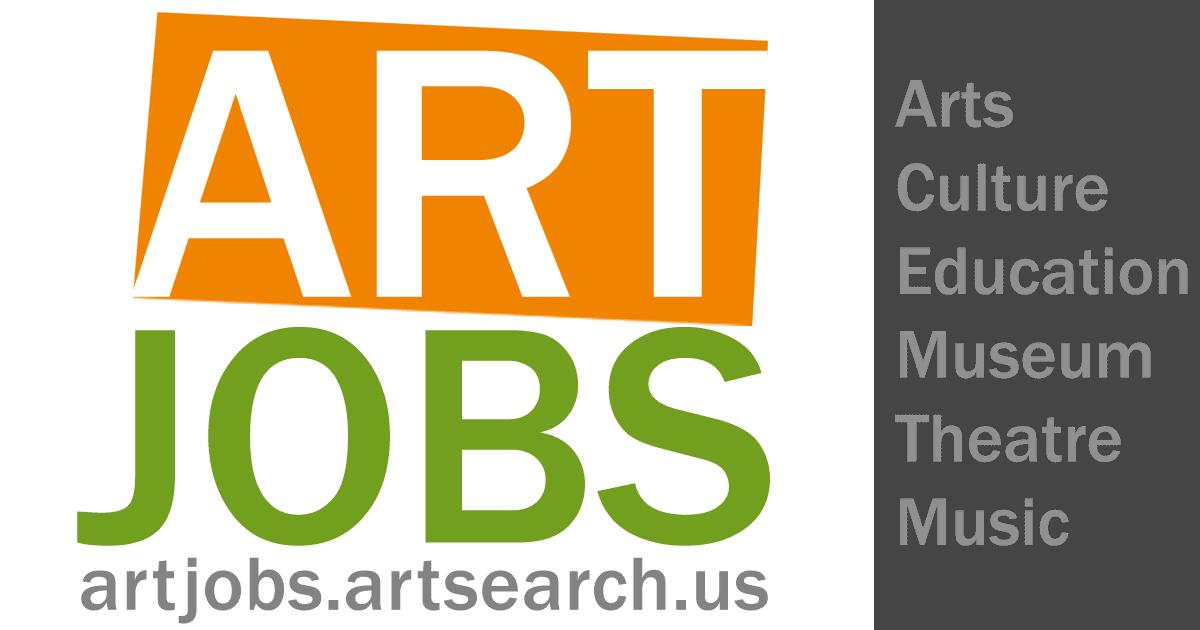 ART JOBS - Job board on ARTSEARCH.