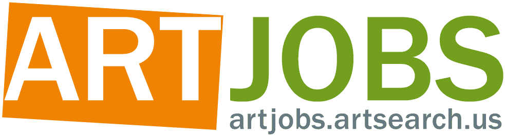 Logo: ART JOBS website logo