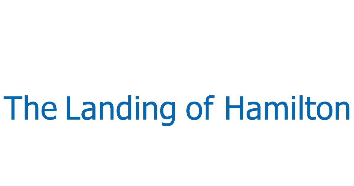 The Landing of Hamilton jobs